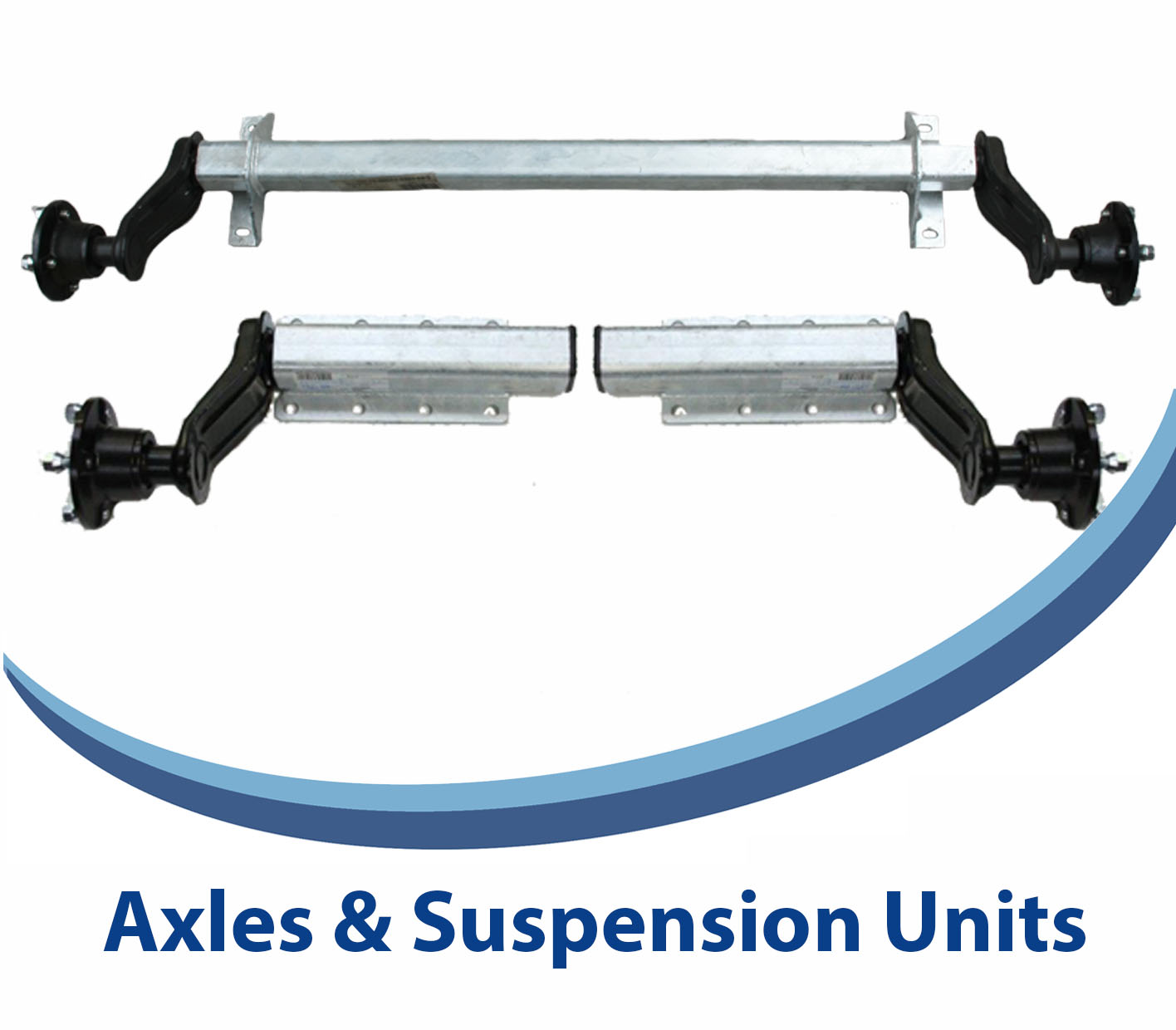 Axles & Suspension Units