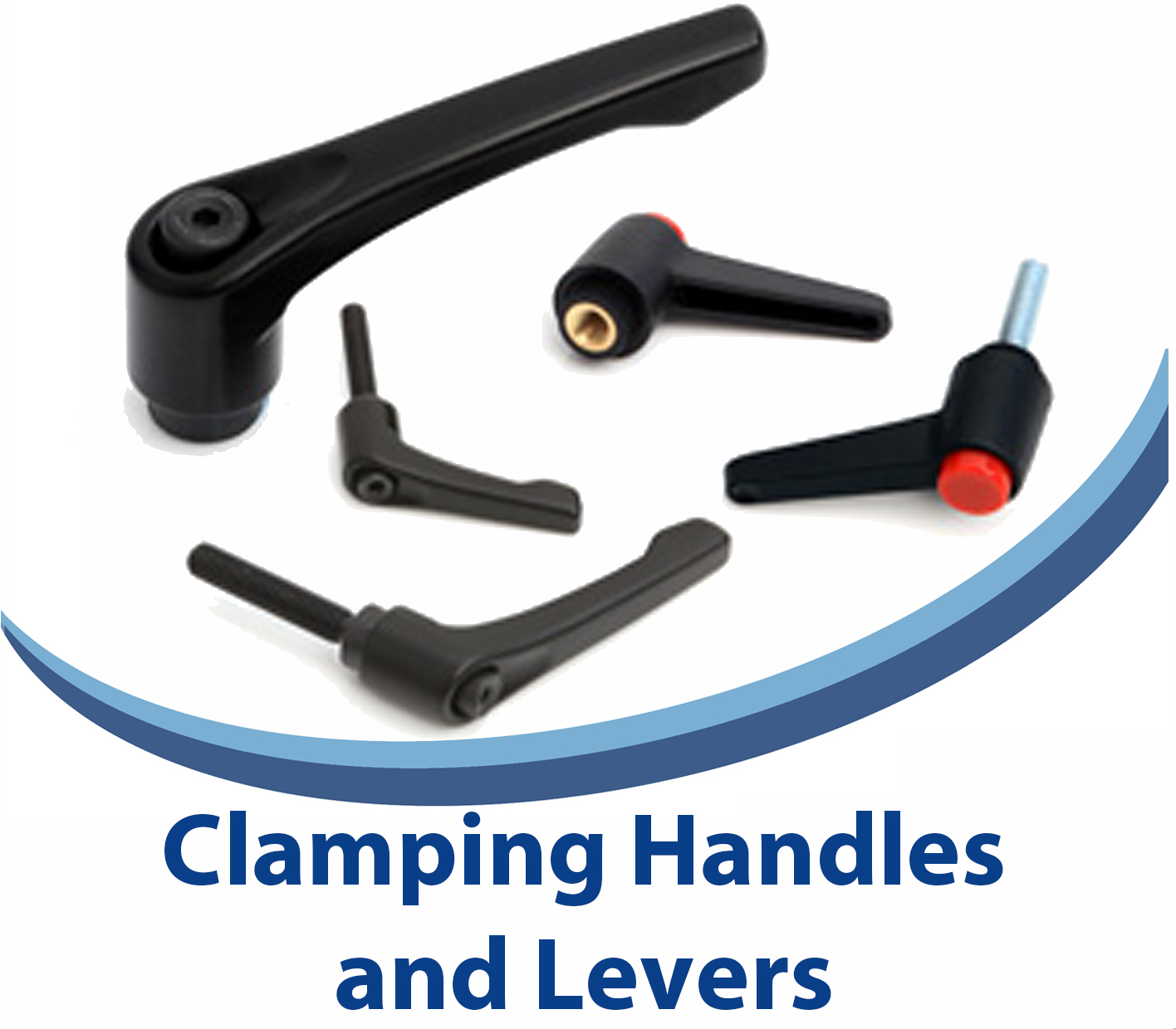 Clamping Handles and Levers